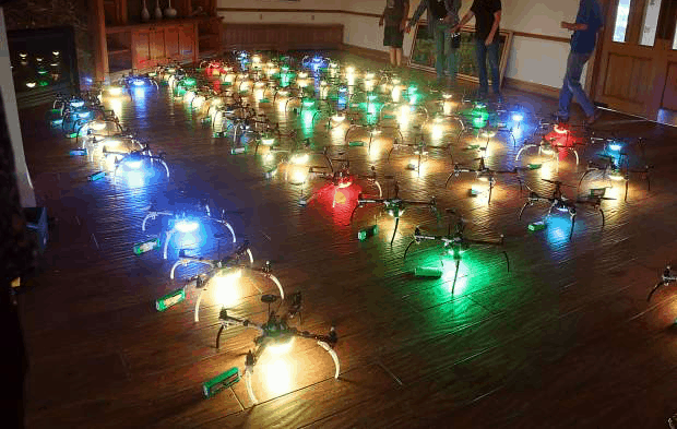 drone light show company